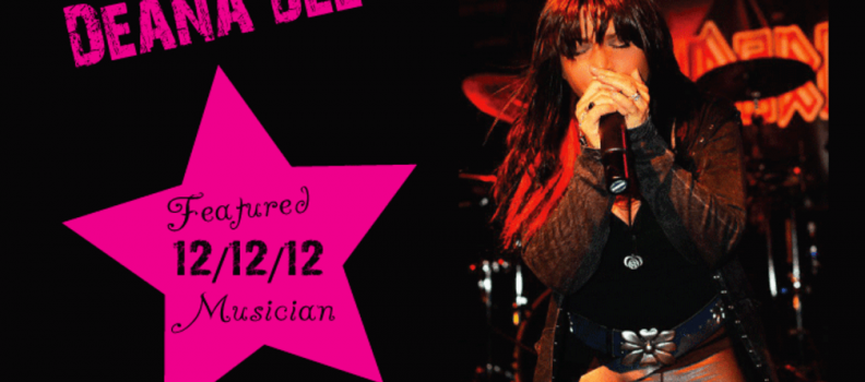 12/12/12 Summer Spotlight on Long Island Musicians Featuring Deana Dee