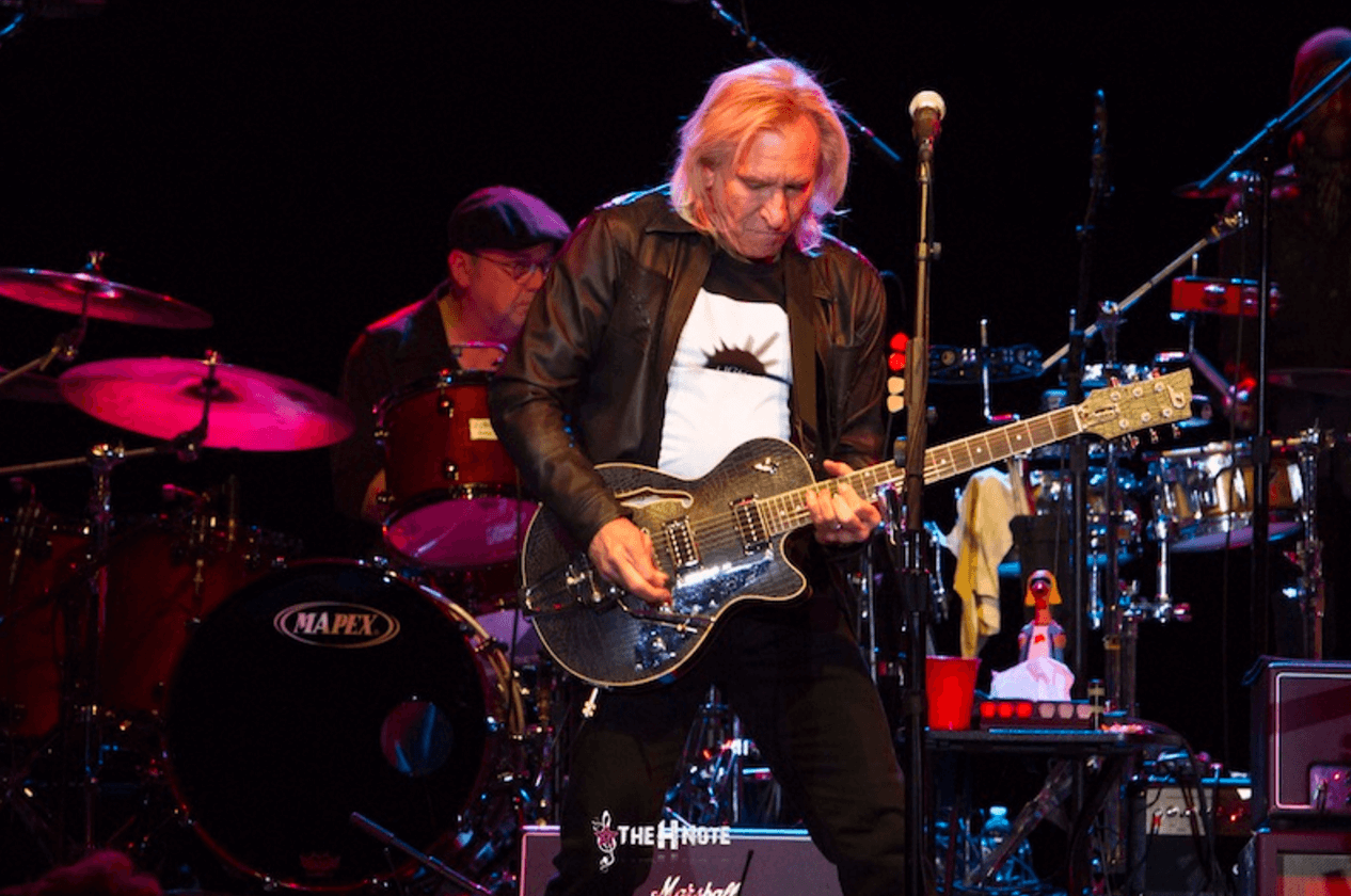 Joe Walsh at The Paramount